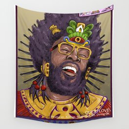 Quest for Love Wall Tapestry