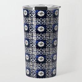 Azulejo VII - Portuguese hand painted tiles Travel Mug
