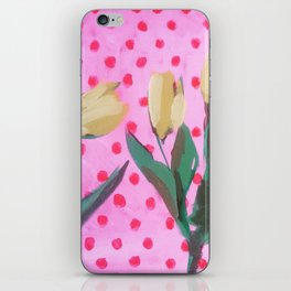 Floral No . 1 iPhone Skin