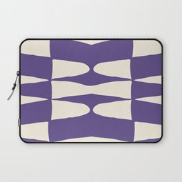 Zaha Ultra Violet Laptop Sleeve