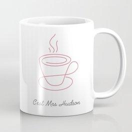 This is Mrs Hudson Coffee Mug