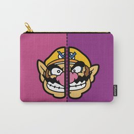 Old & New Wario Carry-All Pouch