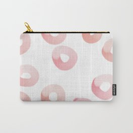 delicious sprays, circles, food drawing, pastry drawing Carry-All Pouch