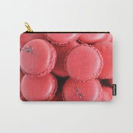 Pink macarons photograph Carry-All Pouch