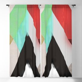 Streets Blackout Curtain