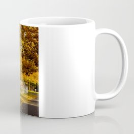 Autumn at Wiseton Stables Coffee Mug