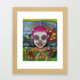 Saint Antonio Framed Art Print