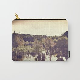 Dead Lakes With A Vintage Twist  Carry-All Pouch