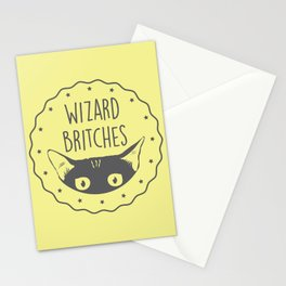 WIZARD BRITCHES Stationery Cards