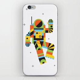 Hello Spaceman iPhone Skin