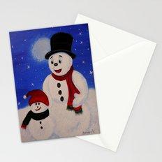 Hapy Holidays Stationery Cards