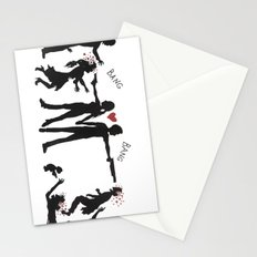 Zombie Hunting II Stationery Cards