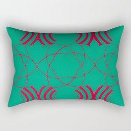 Colliding Rectangular Pillow
