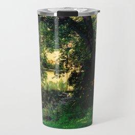 On Allerton Pond Travel Mug
