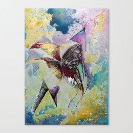 fish memory Canvas Print