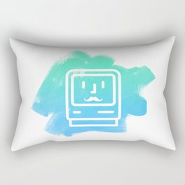 Mac Federico Bellini Rectangular Pillow