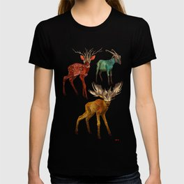 Babes in Woodland (Trio) T-shirt