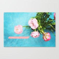Fabulous Day Canvas Print