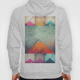 Bright Triangles Hoody