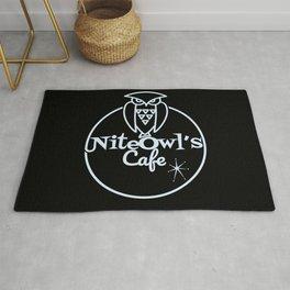 Nite Owl's Cafe Rug