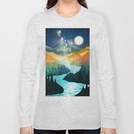 Under the Starlight Long Sleeve T-shirt
