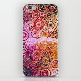 Metallic steampunk [2] iPhone Skin