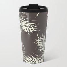 Tropical pattern 042 Metal Travel Mug
