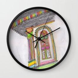 House of Tan Teng Niah Wall Clock