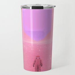 Lost Astronaut Series #03 - Floating Crystal Travel Mug