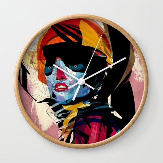 51112 Wall Clock