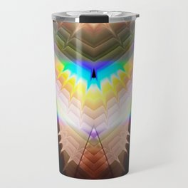 Rainbow Daydream Crescendo Travel Mug