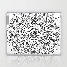 Spring mandala Laptop & iPad Skin