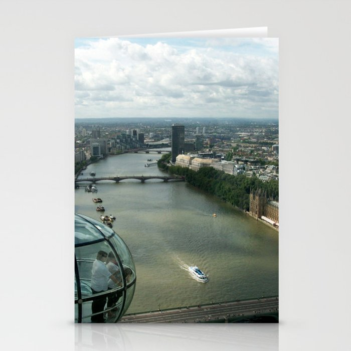 A London Eye's View Stationery Cards