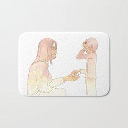 Erens Rubic Cube Bath Mat