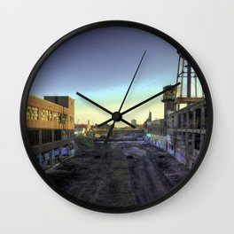 WATER TOWER Wall Clock