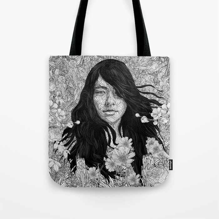 Summer Romance Tote Bag