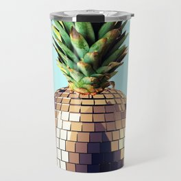 Ananas party (pineapple) blue version Travel Mug