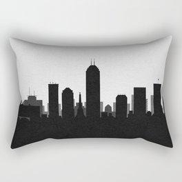 City Skylines: Indianapolis Rectangular Pillow
