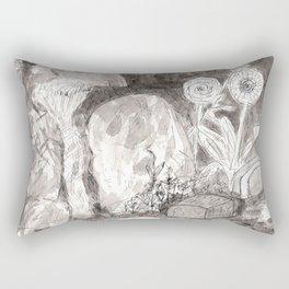 The Magical Pond Rectangular Pillow