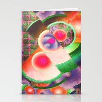 funky Stationery Cards featuring Funky by Joel Olives