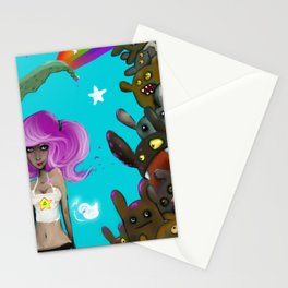 The Mob Stationery Cards