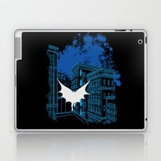 Damm You Copyright Laptop & iPad Skin