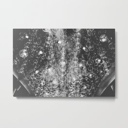 Bubble Lights Metal Print