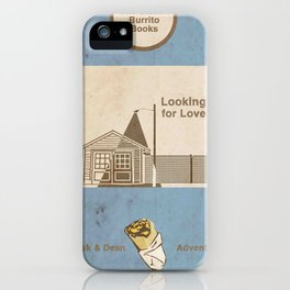 Looking for Love / a Zak & Dean Adventure iPhone Case
