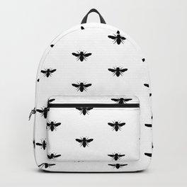 BUMBLEBEE ((black on white)) Backpack