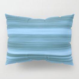 Abstraction Serenity in Ocean Pillow Sham