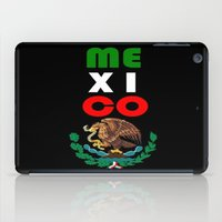 mexico iPad Cases featuring Mexico  by RDsix3