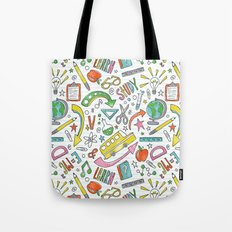 School Is Cool Tote Bag