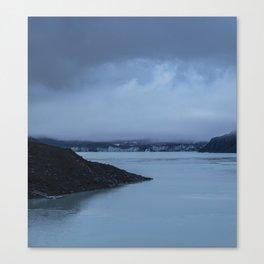 Nature Series - Tasman Glacier Lake Canvas Print