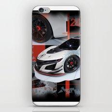 2017 NSX GT3 iPhone & iPod Skin